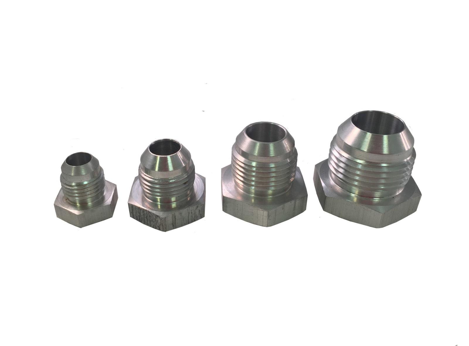 AN Aluminum Weld Bungs