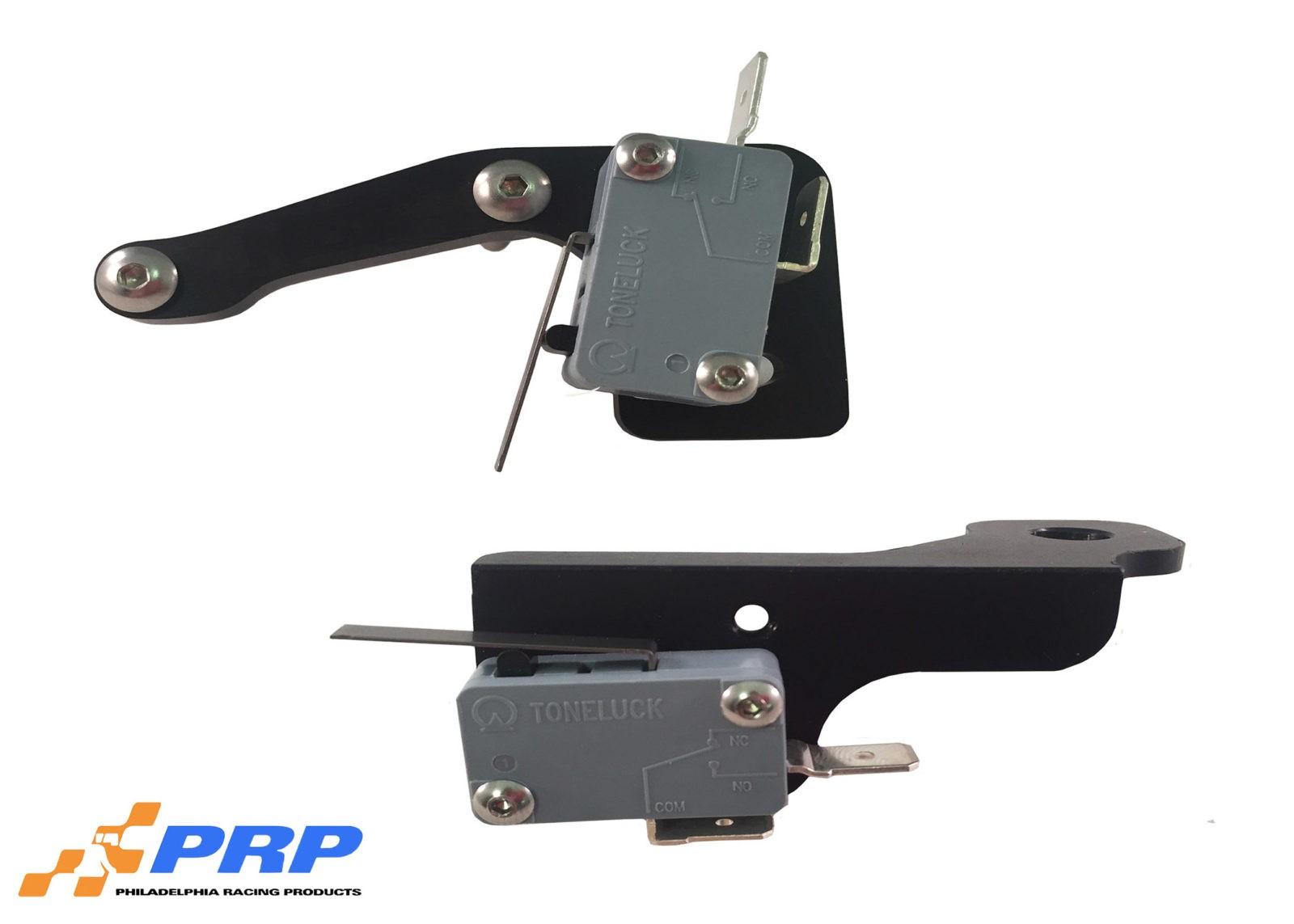 Micro Switch Mounting Brackets made by PRP Racing Products