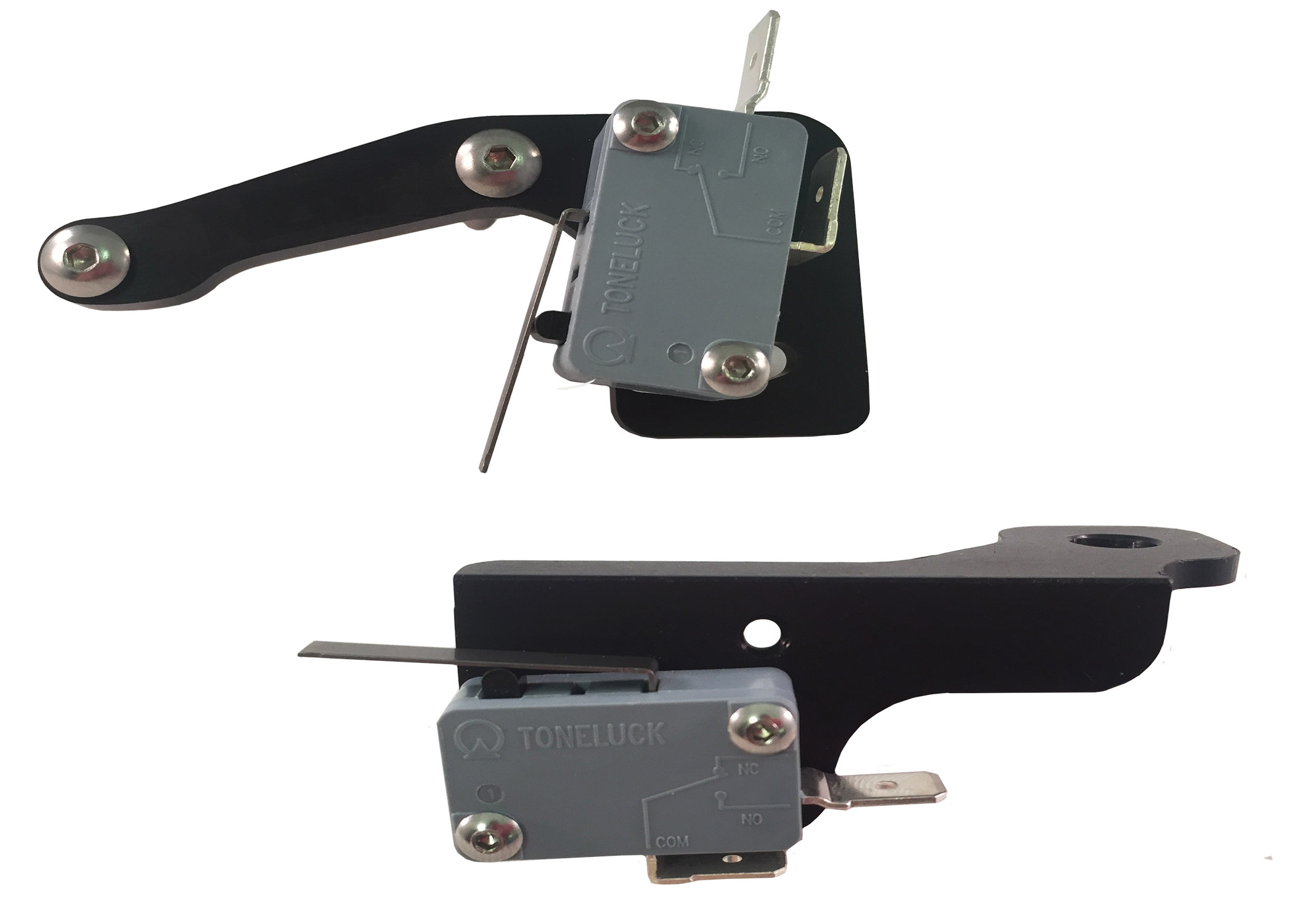 Micro Switch Mounting Brackets