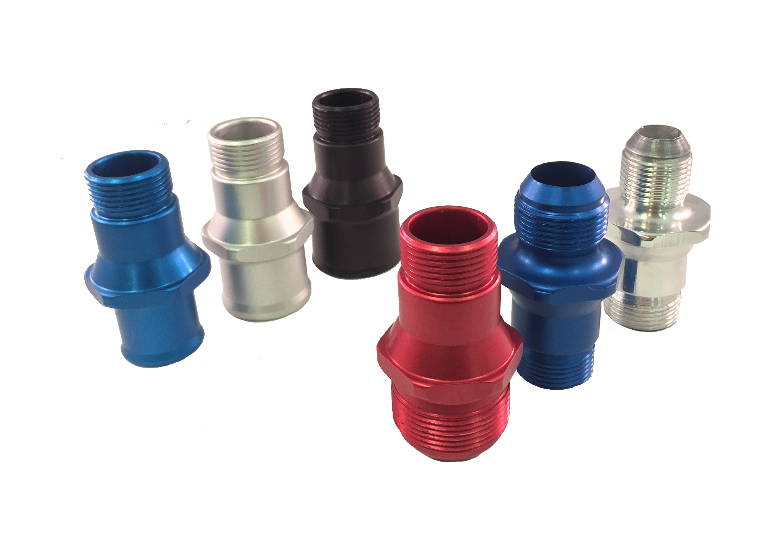 O-Ring Style Hose Adapter Fittings