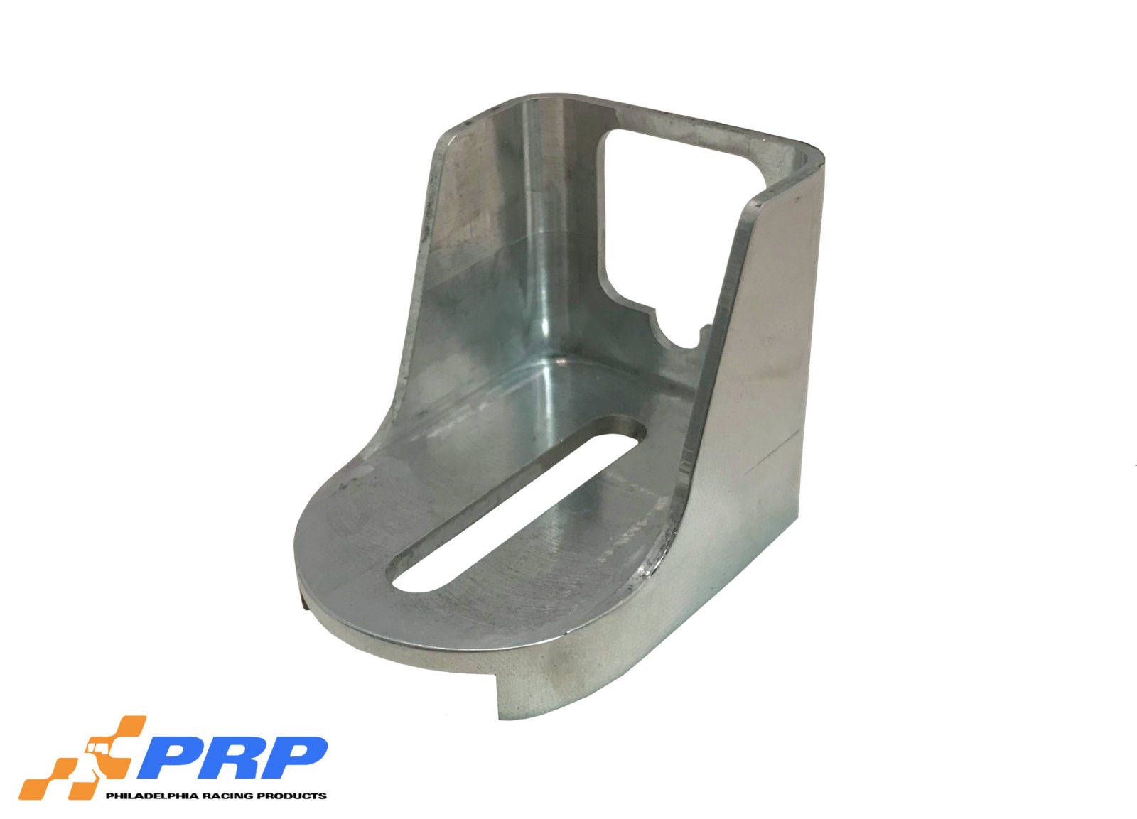 Polished GM Kickdown Detent Cable Brackets made by PRP Racing Products