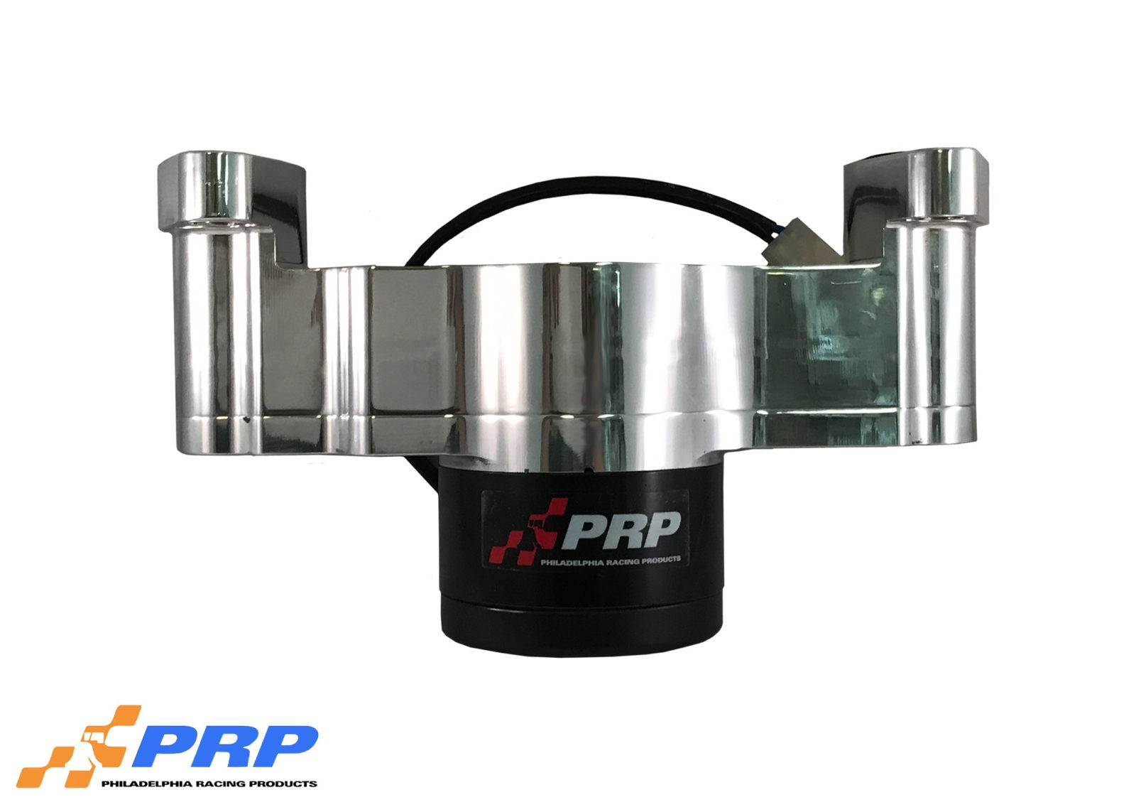 Polished Chevy Electric Water Pump made by PRP Racing Products