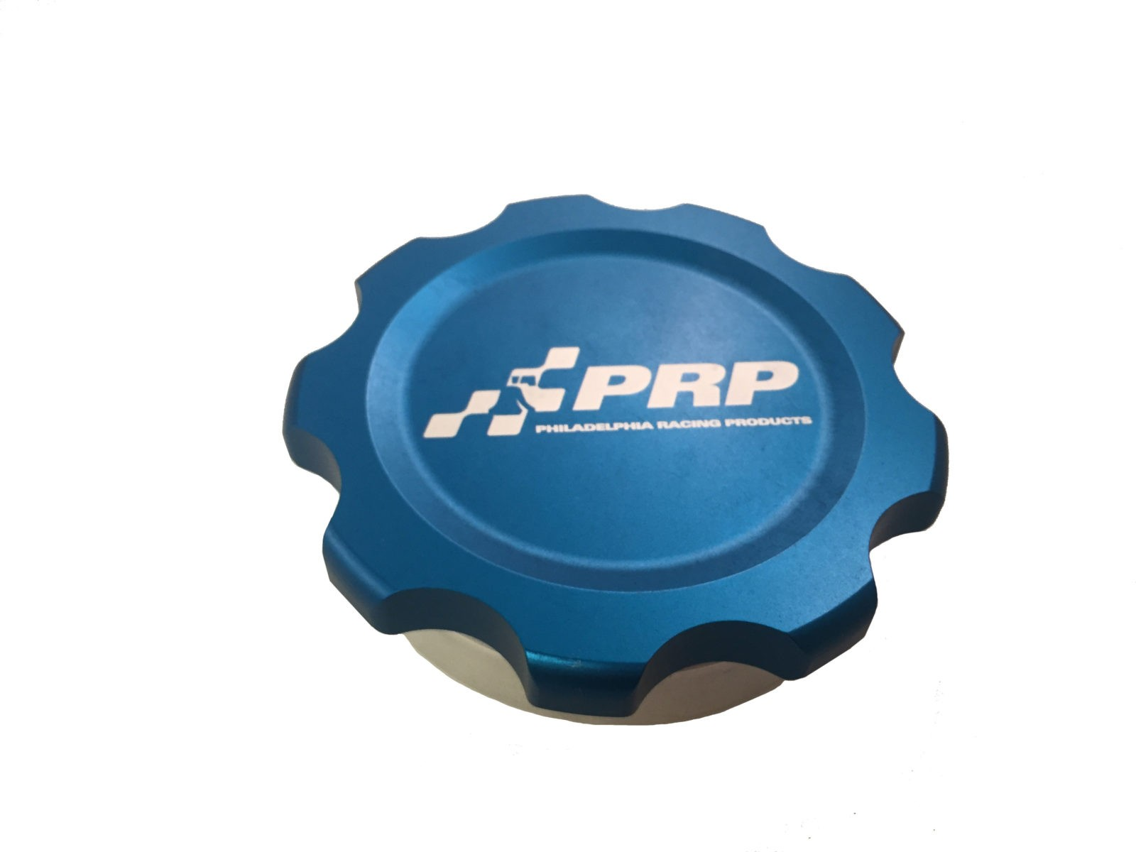 Blue Billet Filler Cap Kit made by PRP Racing Products