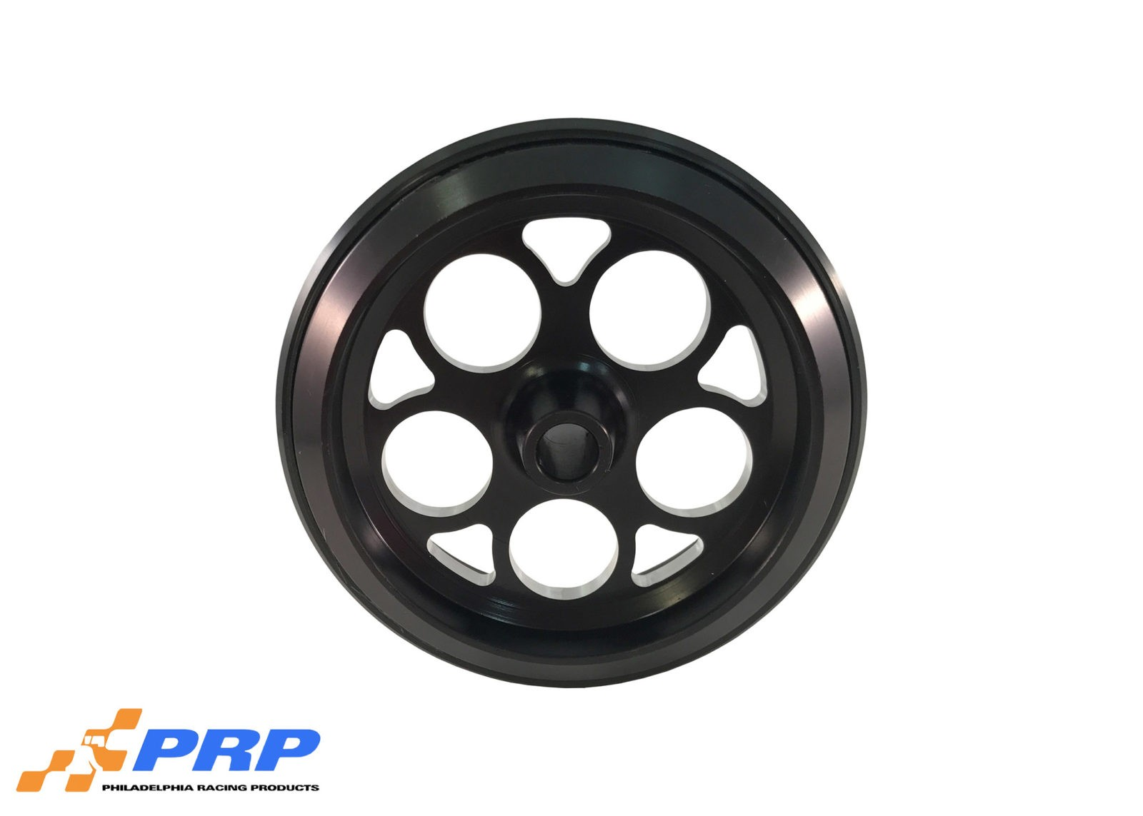 Black Anodized Hole Style made by PRP Racing Products