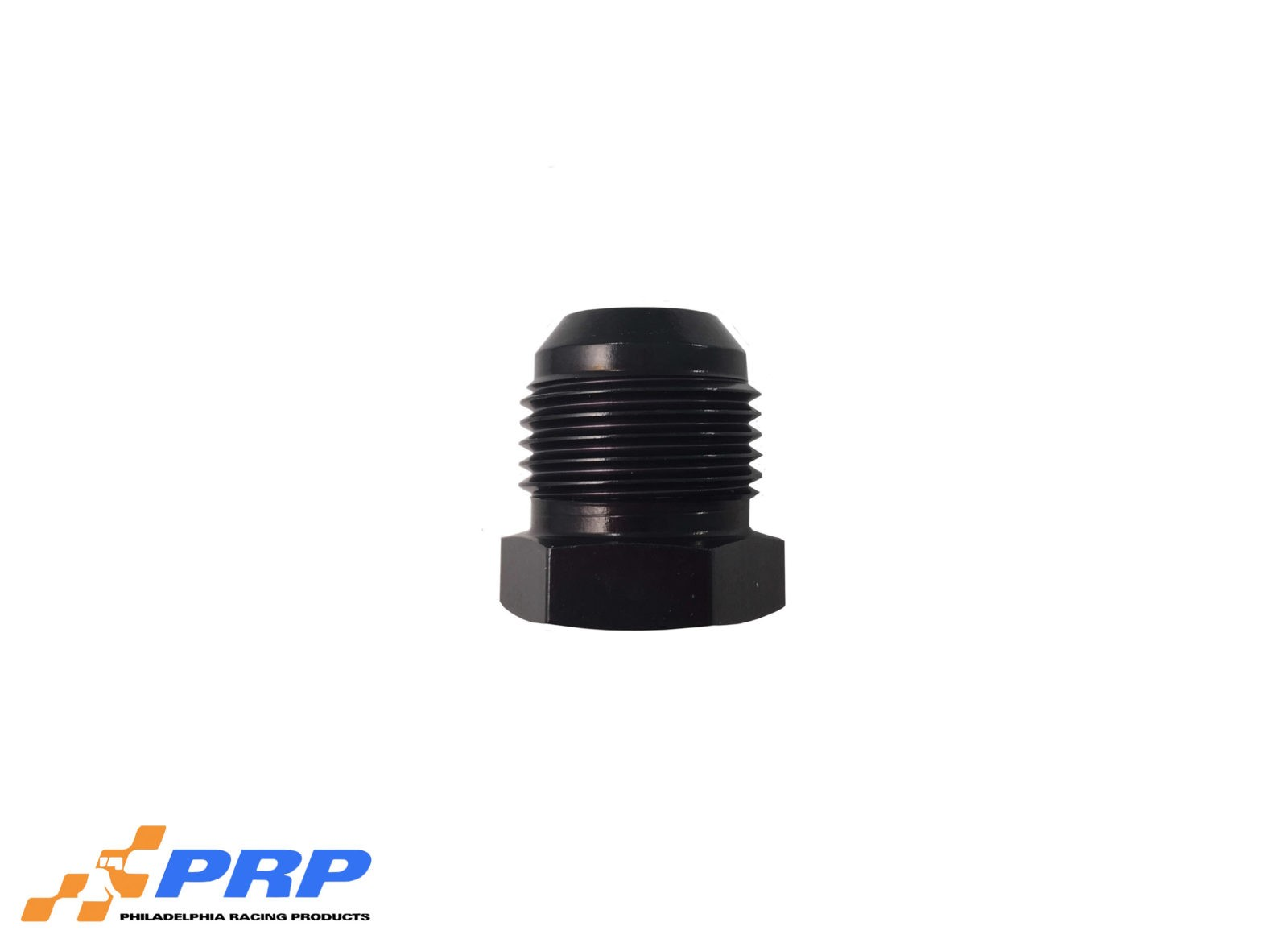 Black Flare Plugs 10-AN made by PRP Racing Products