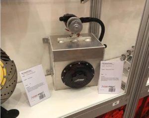 intercooler water tank PRP Racing Products