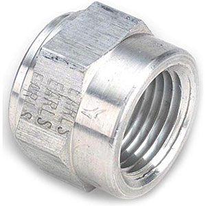 "Earl's 3/8"" NPT Female Weld Fitting"