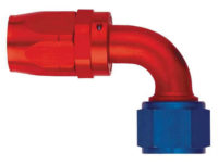 #16 90 Degree Hose End PRP Racing Products Aeroquip