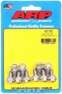 ARP S/S Timing Cover Bolt PRP Racing Products
