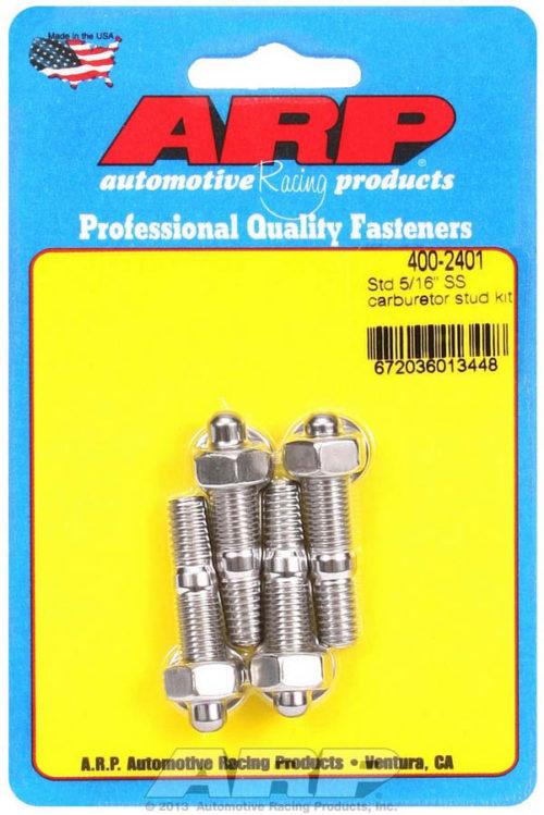 ARP's SS Carburetor Stud Kit PRP Racing Products