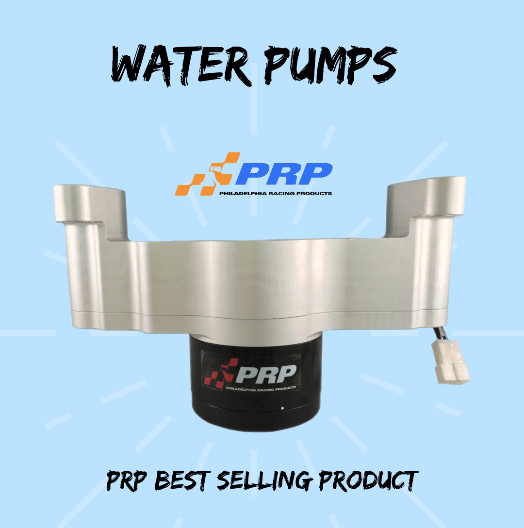 PRP Racing Products Best Seller Electric Water Pumps
