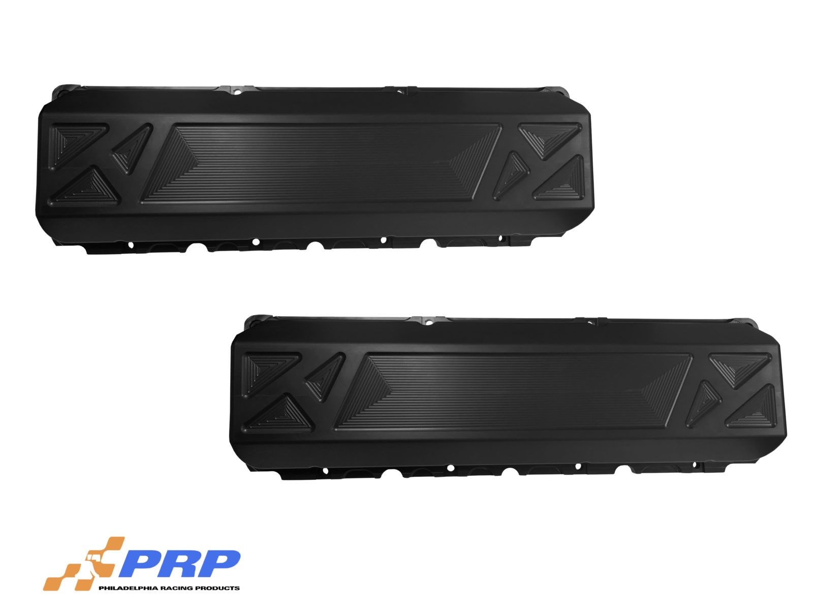 PRP Black Anodized Billet Valve Covers