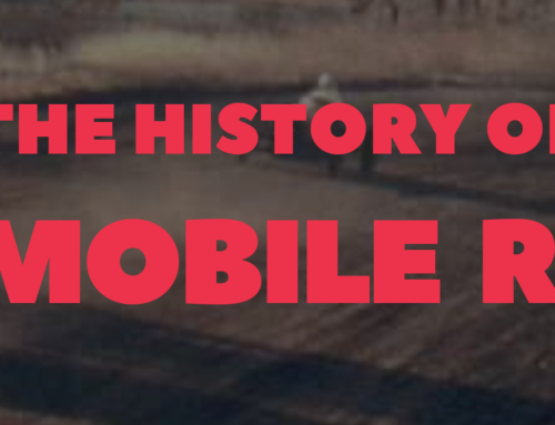 The History of Automobile Racing
