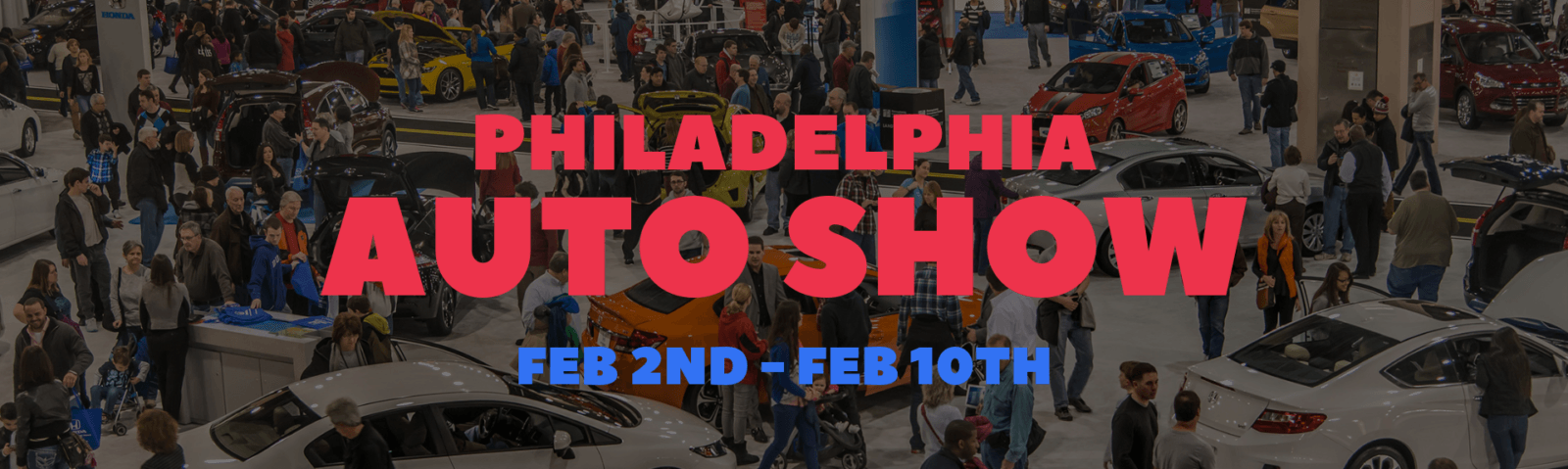 Philadelphia Auto Show 2019 PRP Racing Products