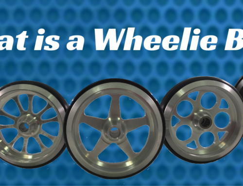 What is a Wheelie Bar?