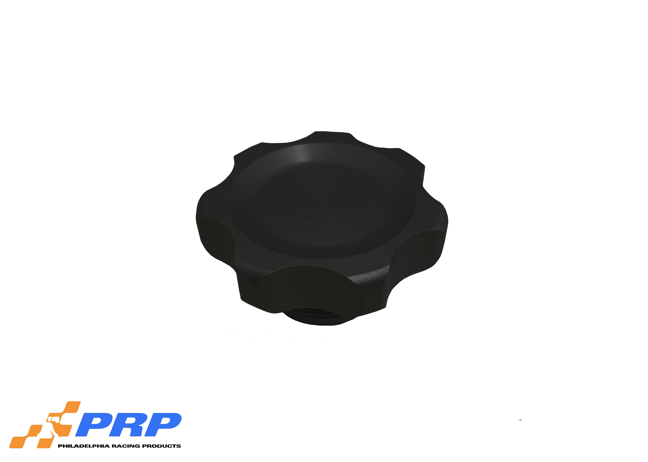Black Small Replacement Filler cap Made by PRP Racing Products